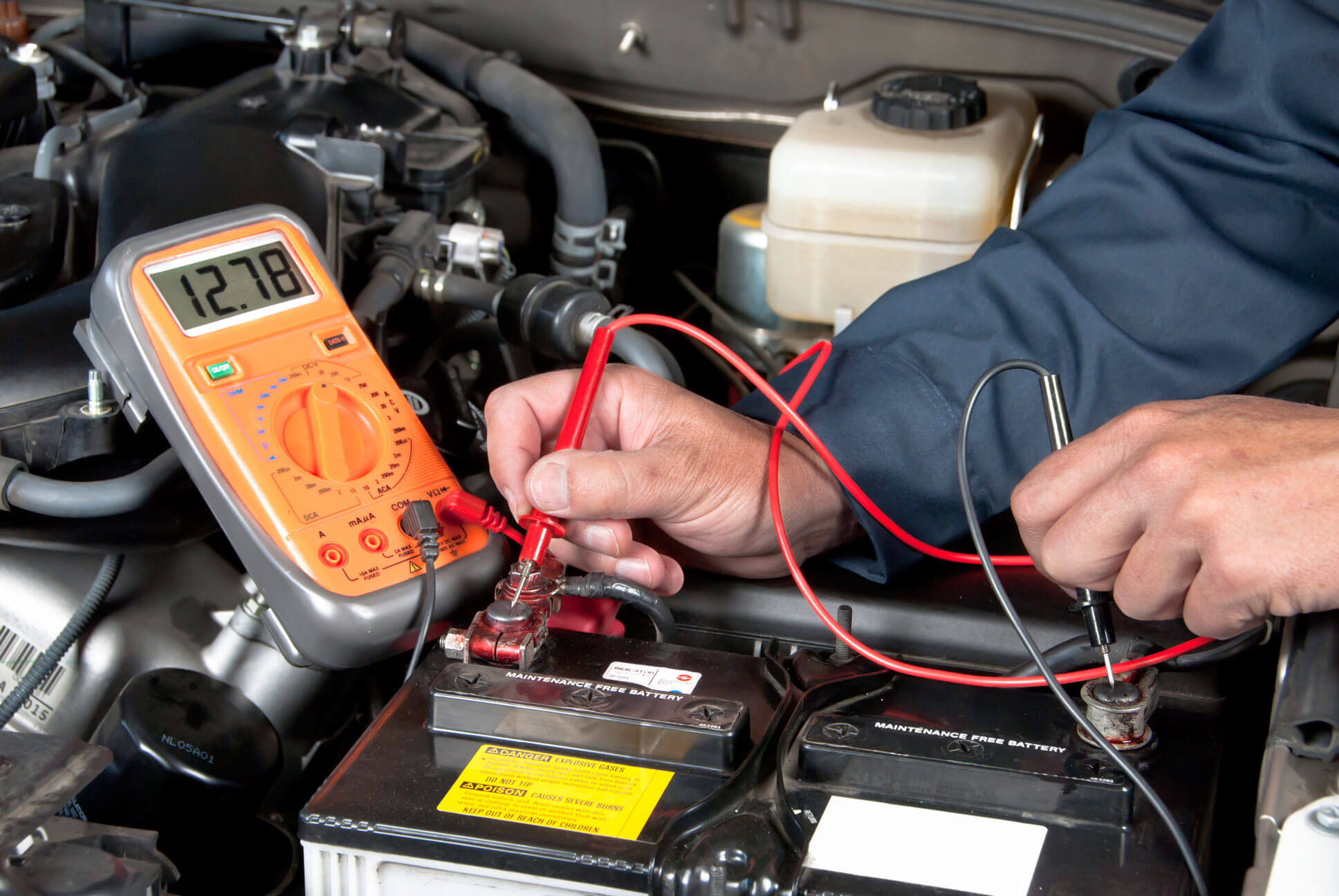 Engine Diagnostic & Electrical